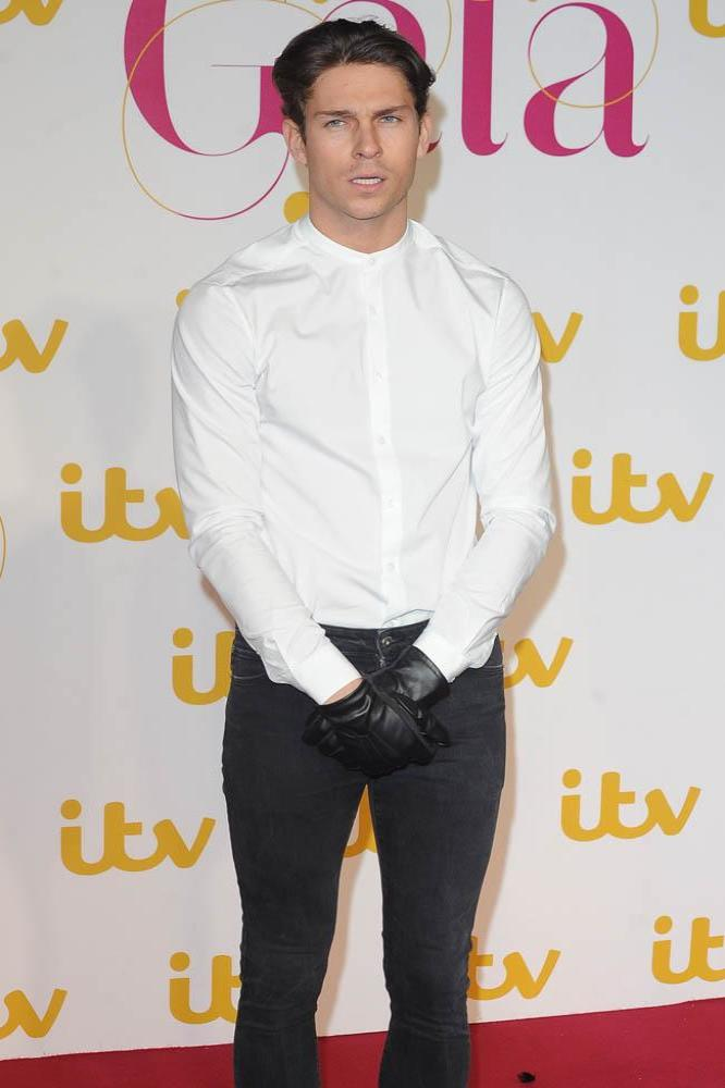 Joey Essex at the ITV Gala