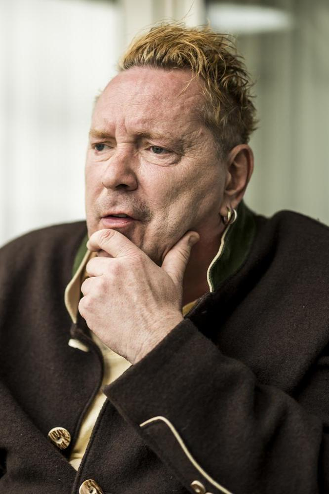 John Lydon for CALIBRE Quarterly magazine