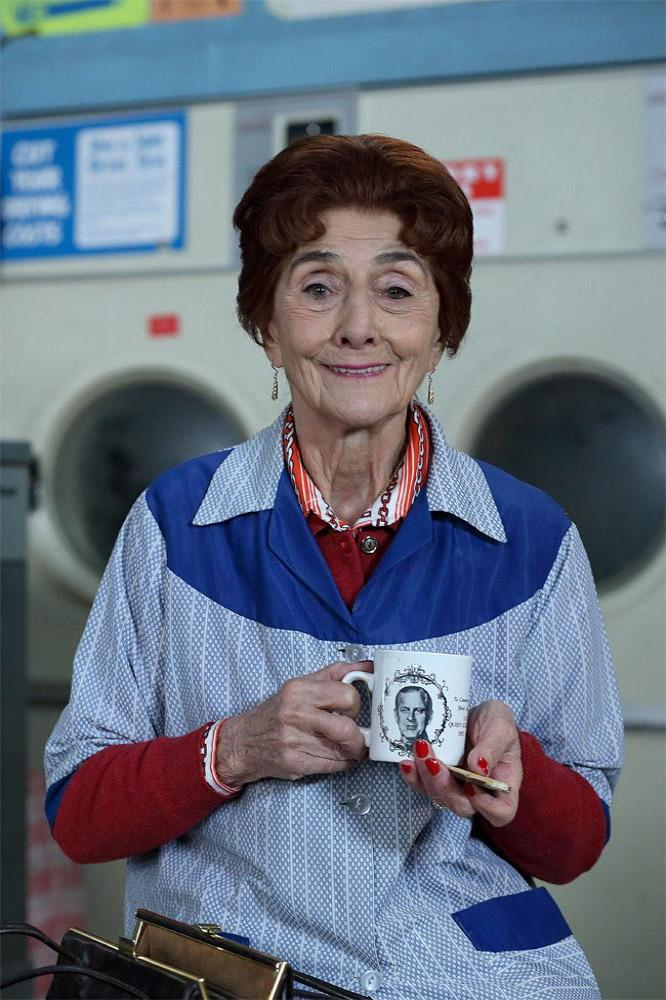 June Brown as Dot Cotton