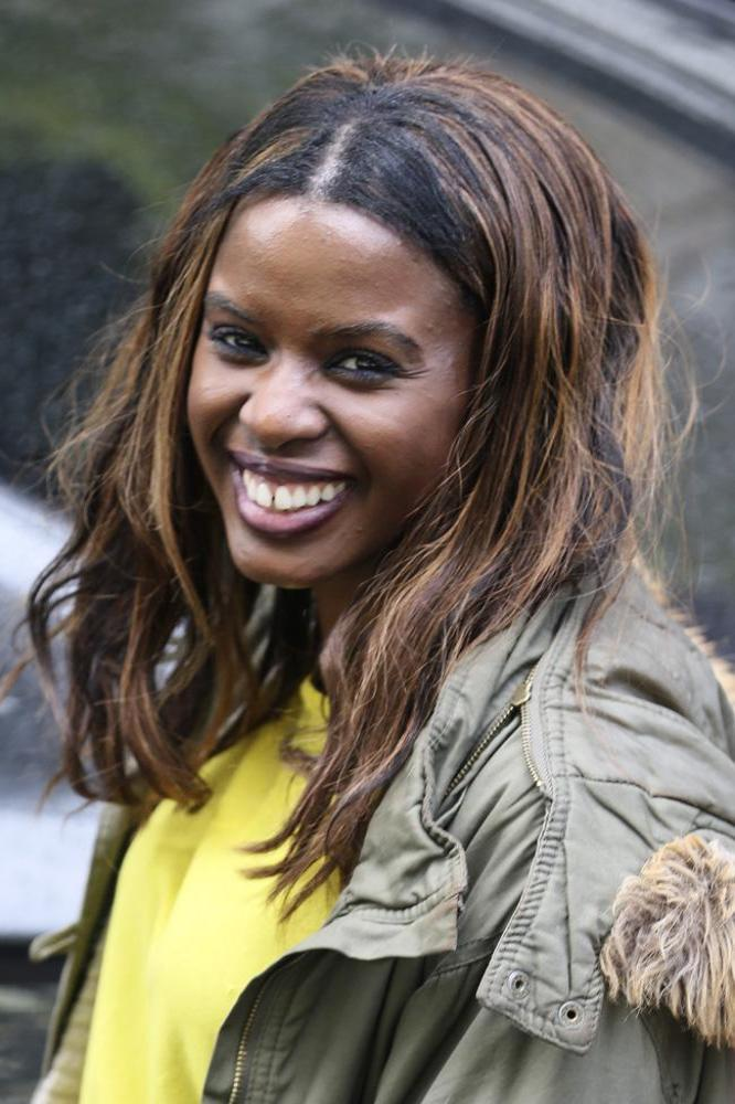 June Sarpong Nude Photos 99