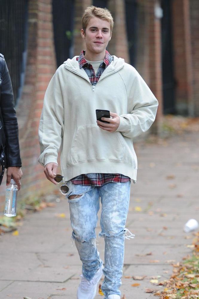 Justin Bieber backs Nordoff Robins\' 2016 Christmas Appeal