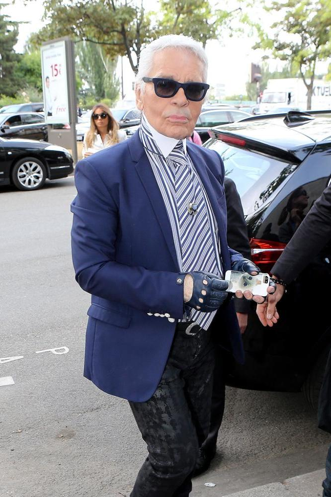 2bf464a179a Karl Lagerfeld inspires new Rolex watch