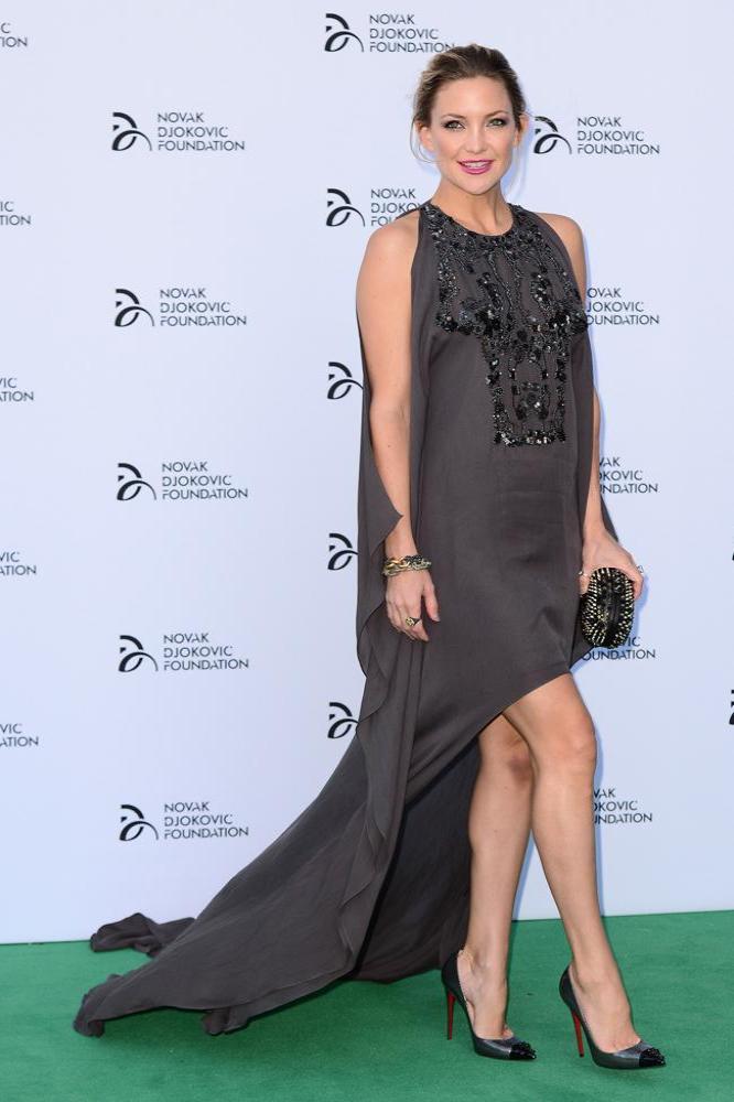 Kate Hudson loves active wear over designer-wear Kate Hudson Activewear