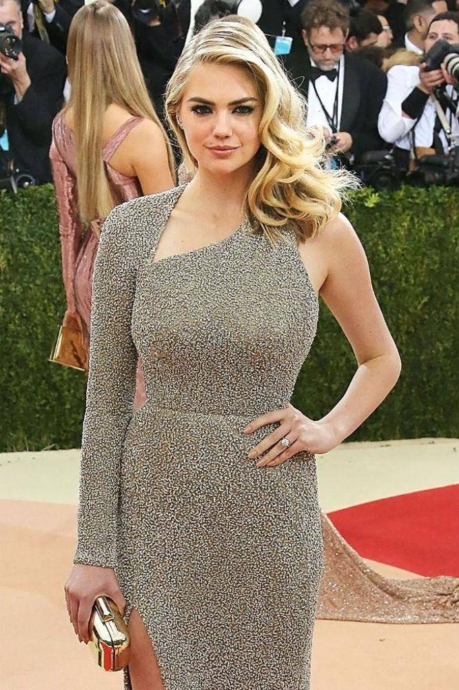 Kate Upton was urged to lose weight