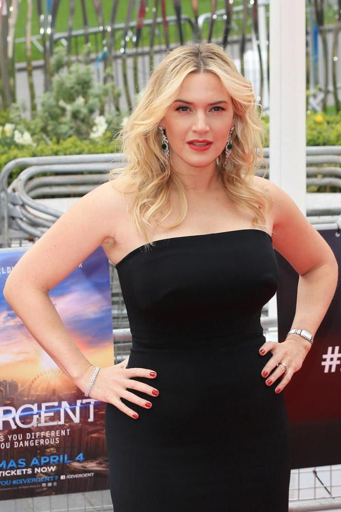 Kate Winslet: Nude Titanic Photo Is Still Haunting Me