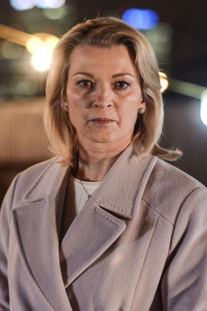 Gillian Taylforth Helping Eastenders Writers With Kathy