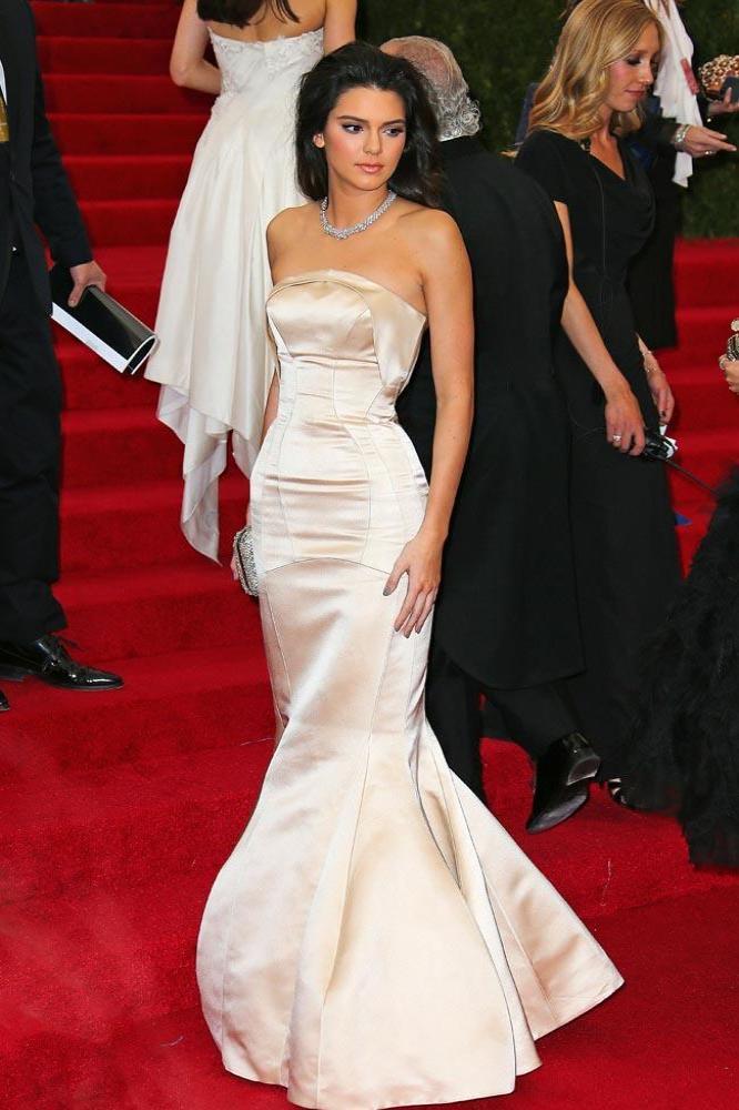 Kendall Jenner\'s Met Ball Topshop dress on sale
