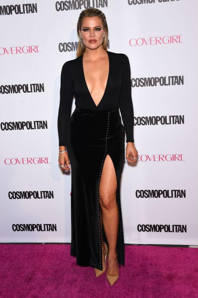 Khloé Kardashian Says She and Kim Looked Like Wax Statues at NYCParty