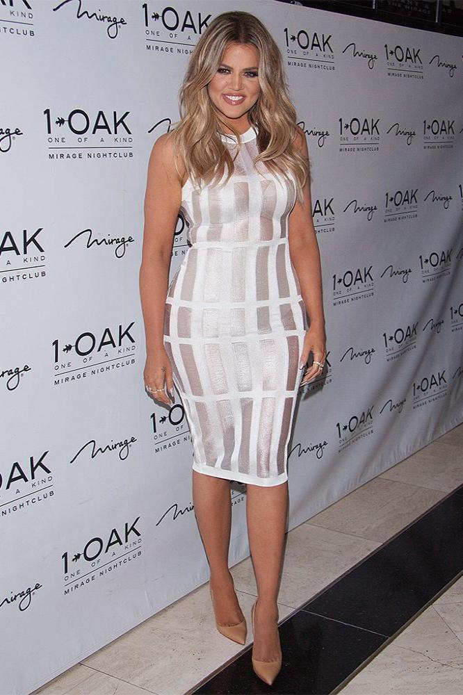 Khloe Kardashian Auctions Off Family S Clothes
