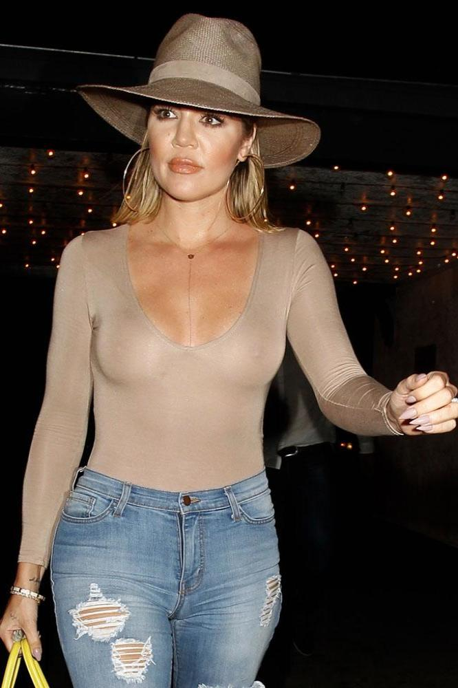 Khloé Kardashian uses a cream for horse hooves to strengthen her nails
