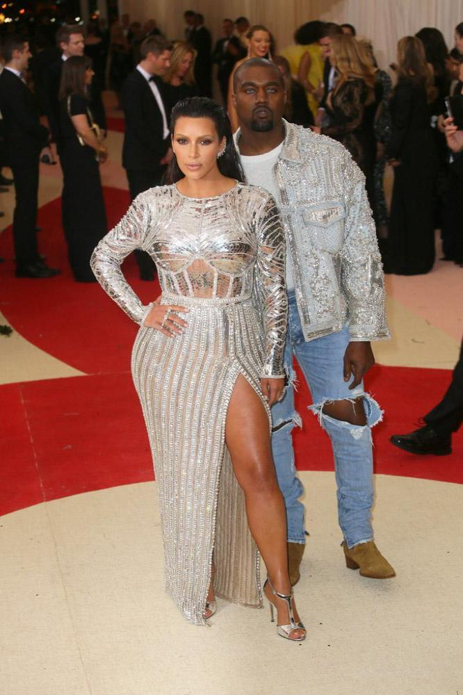 Kim Kardashian West is saving \'all\' of her dresses for North
