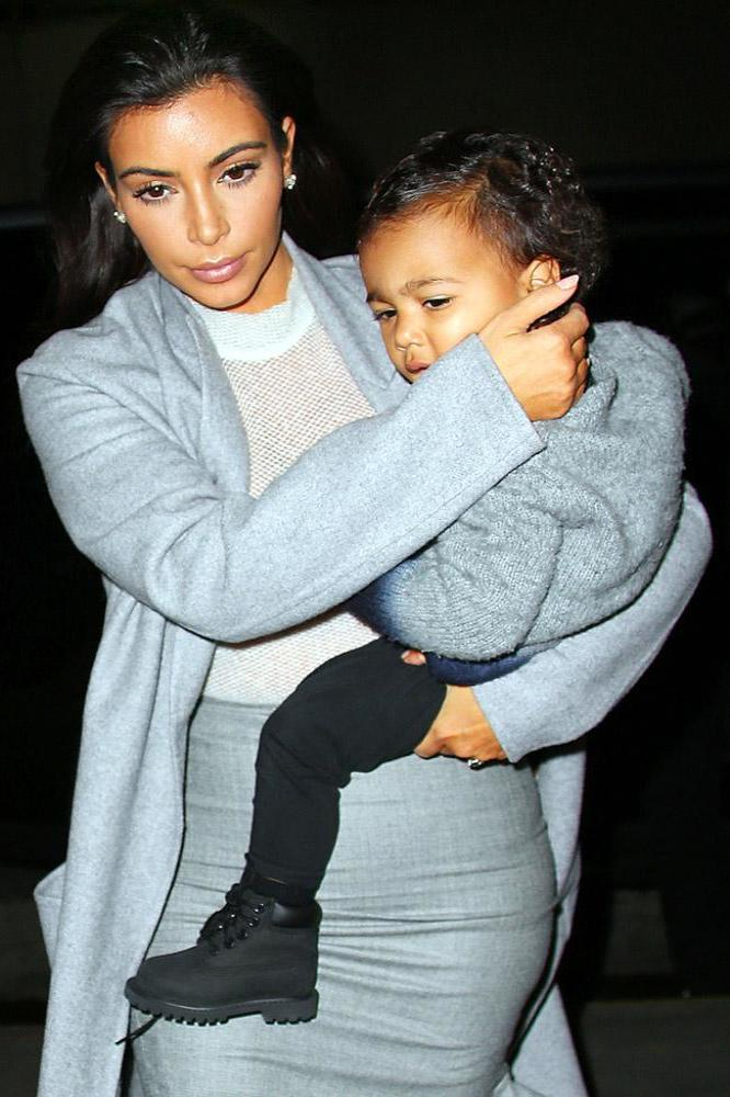 Kim Kardashian West\'s Christmas Gift for North