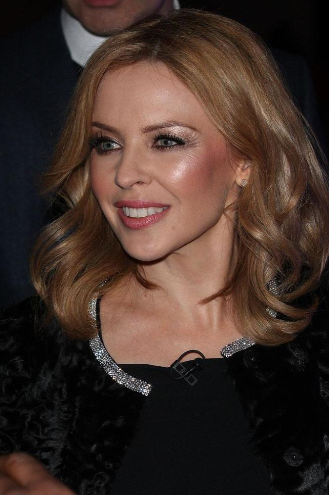 Kylie Minogue's beauty secrets