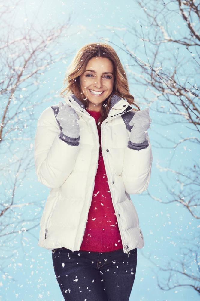 Louise Redknapp's Actimel campaign