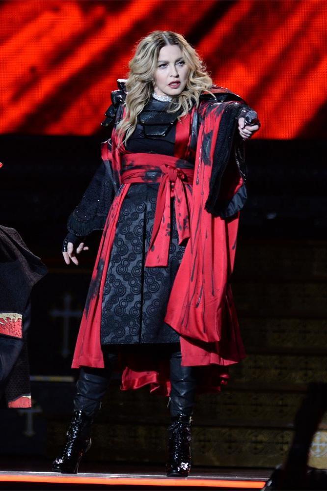 Madonna Holt Sich Rat
