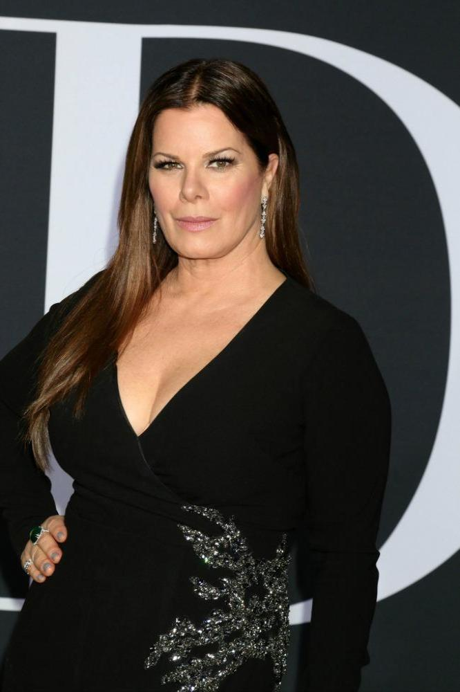 marcia gay harden measurements