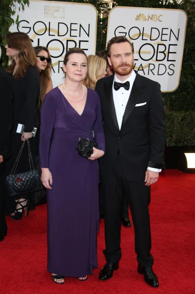 Michael Fassbender reveals grooming routine for the Golden Globes