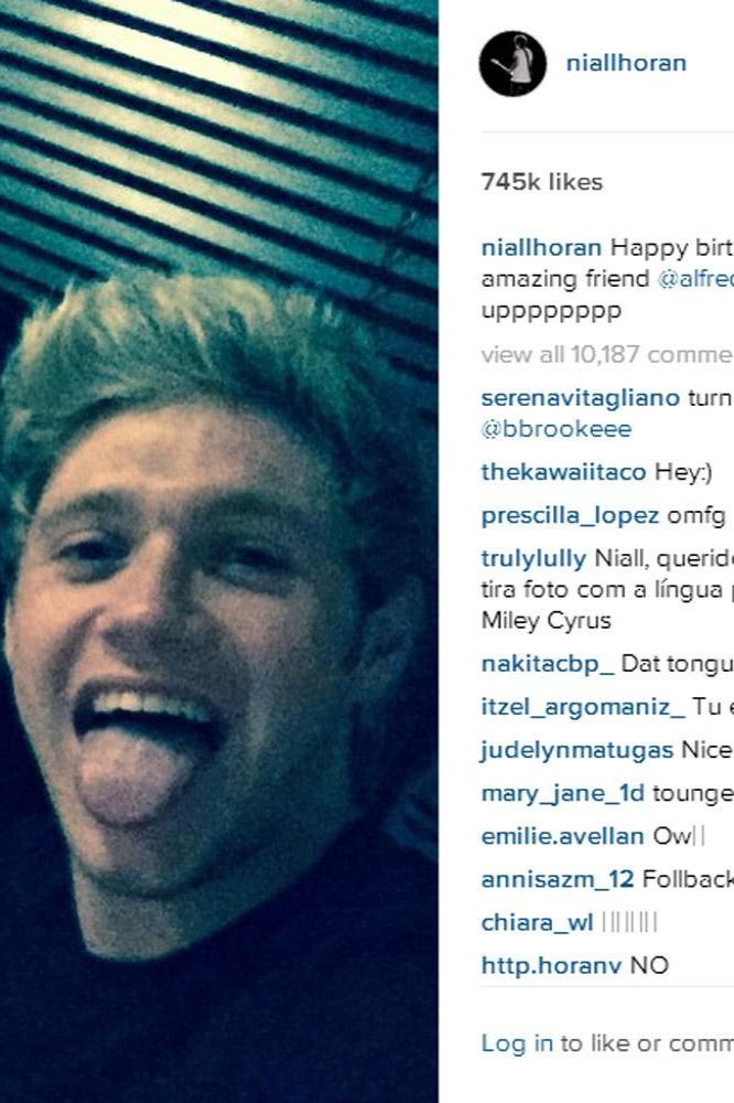 Niall Horan Has Chest Infection