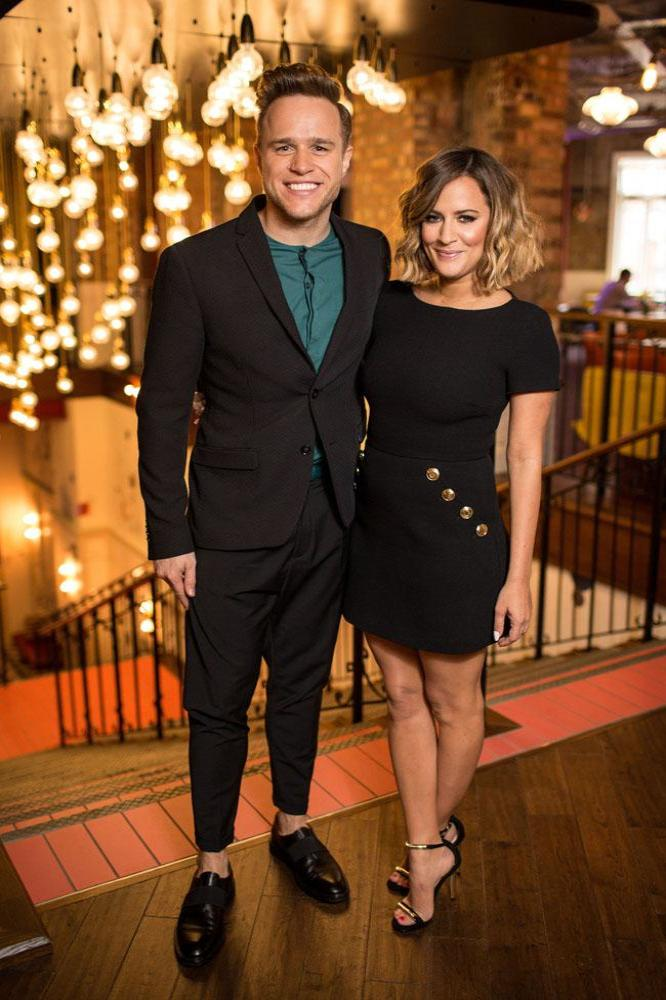 Olly Murs Quits The X Factor