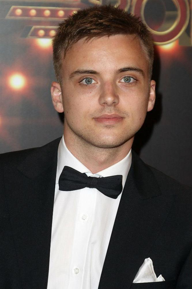 Parry Glasspool plays Harry in Hollyoaks