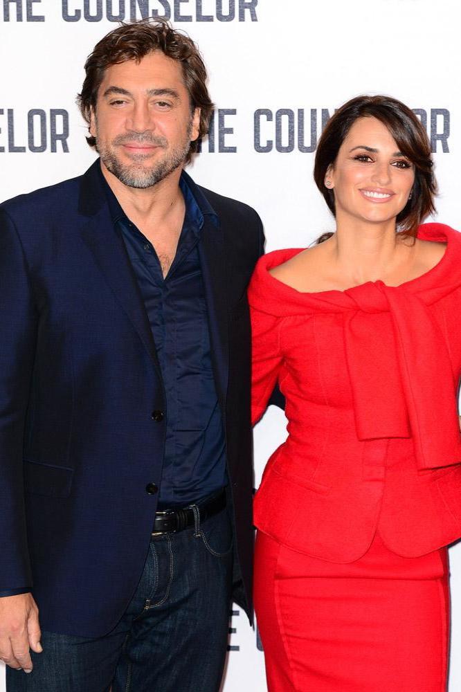 Penelope Cruz And Javier Bardem Kids