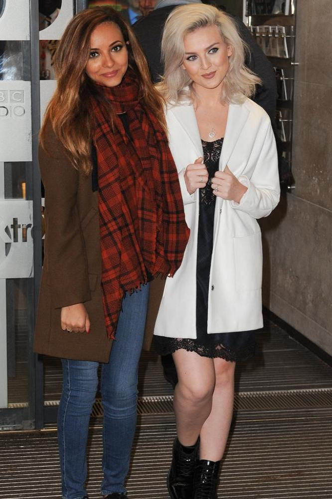 jade thirlwall and perrie edwards 2017 - photo #44