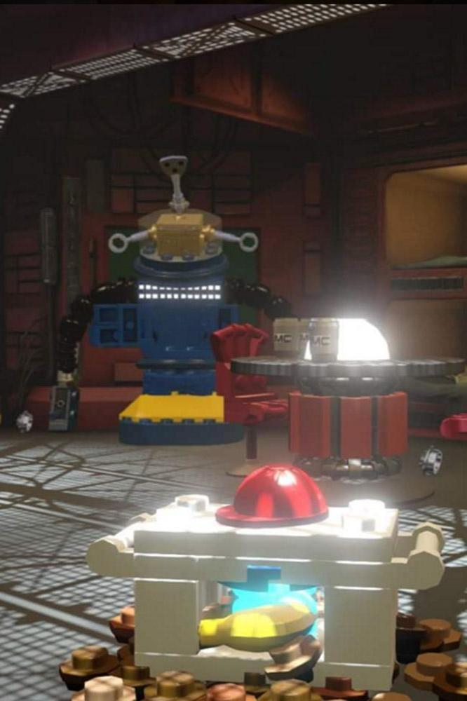 Red Dwarf LEGO DIMENSIONS