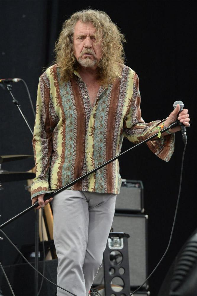 Robert Plant Records Elbow Cover For Charity