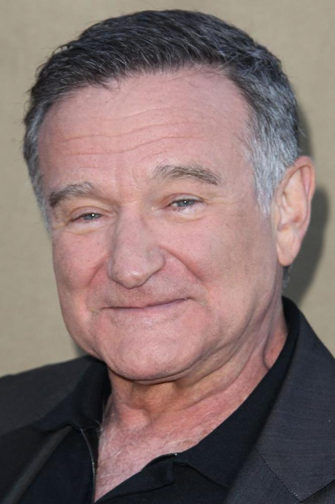 robin williams died from asphyxia due to hanging
