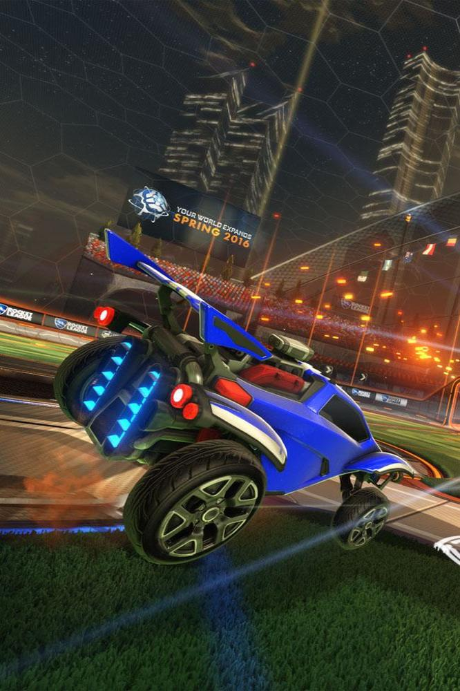 Rocket League S Mario Kart Style Power Ups