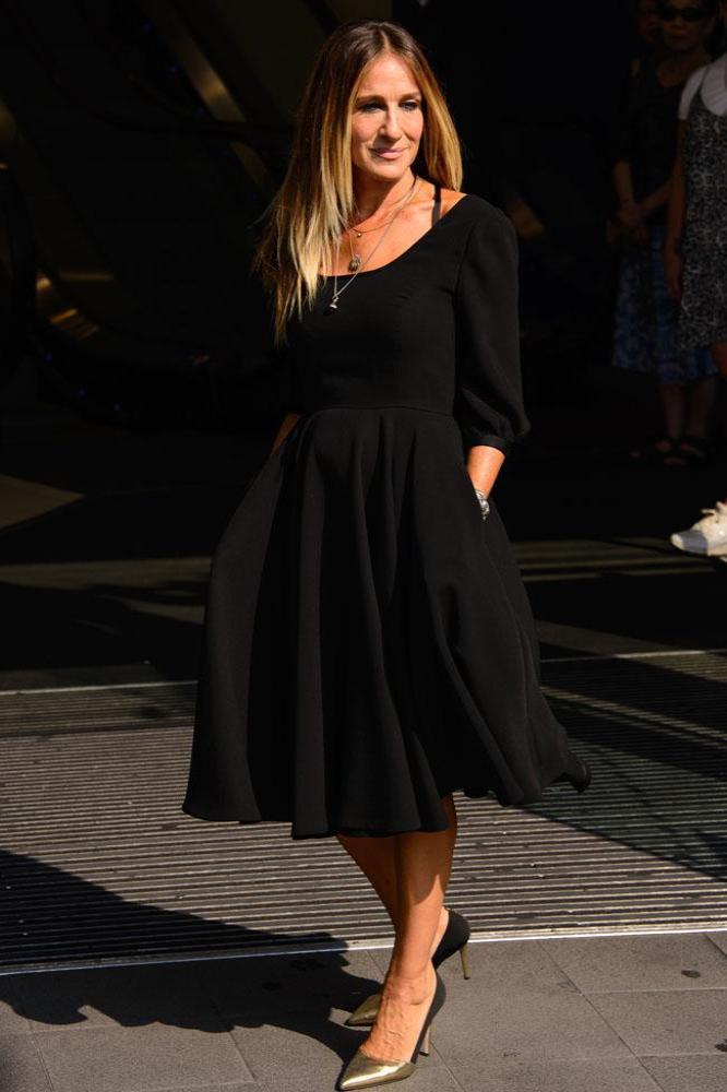 Sarah Jessica Park Will Launch A Little Black Dress Collection Next