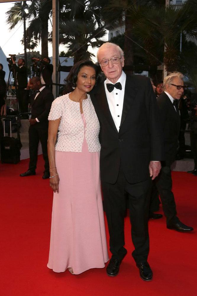 Sir Michael Caine on why he stayed married to wife Shakira