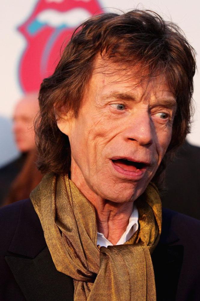 Mick Jagger F 252 Hlt Sich Pl 246 Tzlich Zu Alt