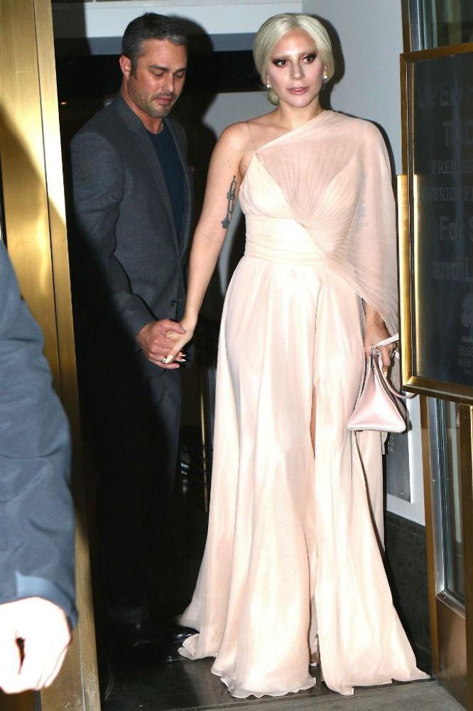 Lady Gaga Wedding.Taylor Kinney Refuses To Reveal Gaga Wedding Date