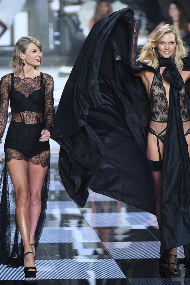 Karlie Kloss Banned Taylor Swift From Moving To London