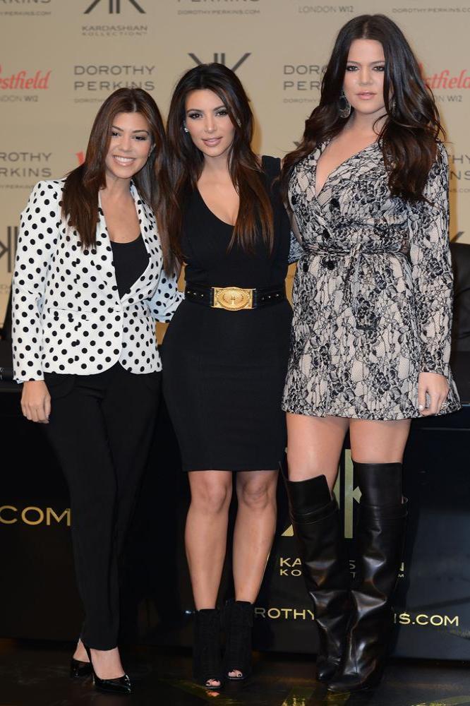 adc826dd765 Kardashian Kollection Debuts in Sydney