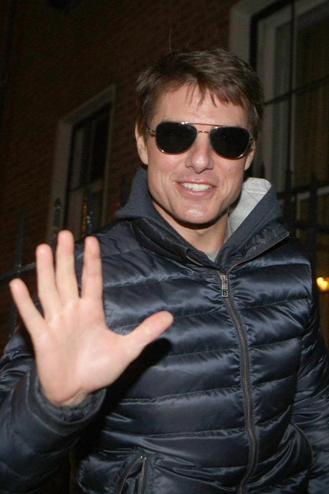 'Intense' Tom Cruise Tom Cruise Ports