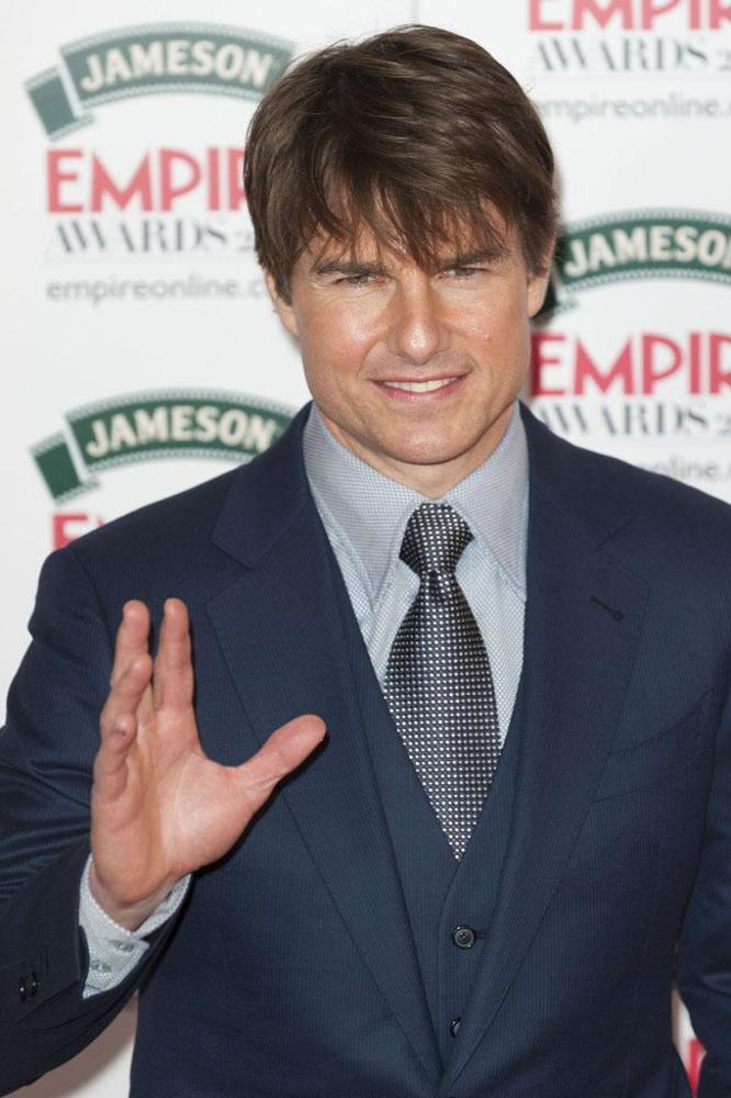 Tom Cruise's Dating Help Tom Cruise Ports