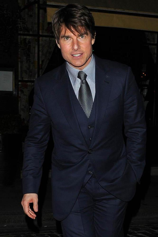 Tom Cruise Watches Movie Every Day Tom Cruise Ports