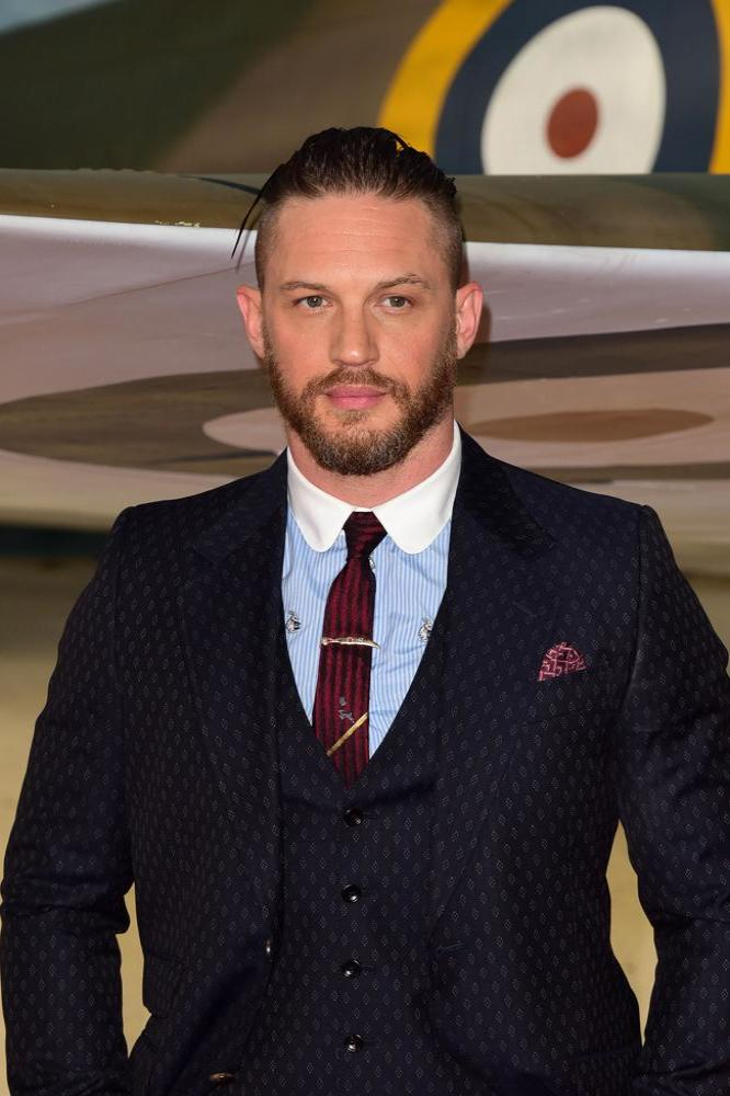 40 Facts About Tom Hardy To Celebrate The Actor's 40th ...