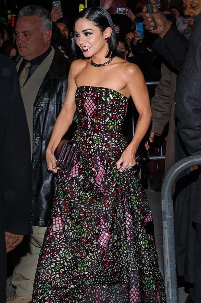 Vanessa Hudgens Dress Drama