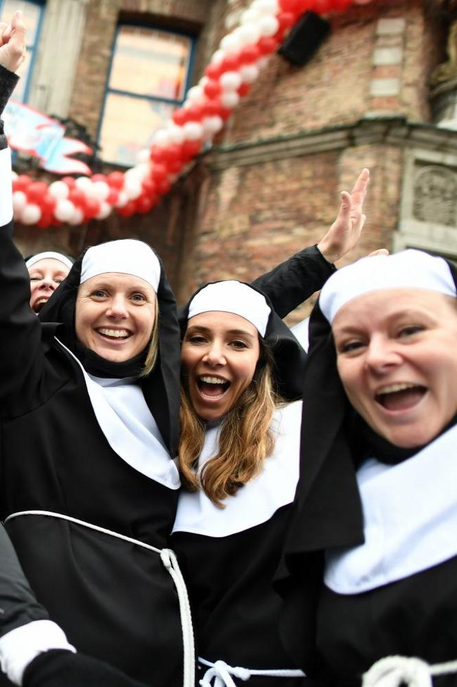 Weed selling nuns to move to Canada because of Donald Trump