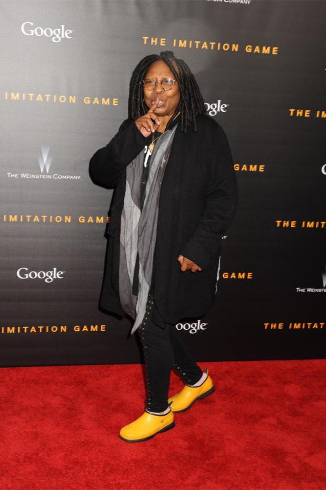 Whoopi Goldberg is up for returning as Deloris Van Cartier