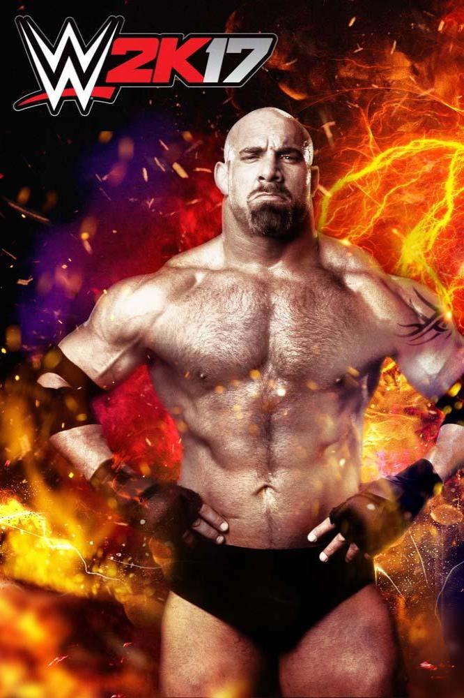 WWE 2K17's Goldberg