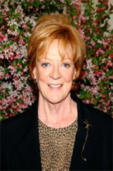 Downton Abbey actress Dame Maggie Smith