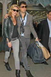 Kate Moss and Jamie Hince are both fans of the trend