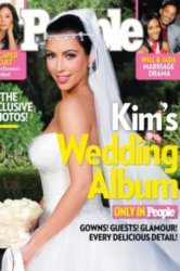 Kim Kardashian Wore Vera Wang and Divorced After 72 Days of Marriage