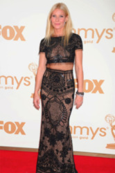 Gwyneth Paltrow in Pucci at the Emmy Awards