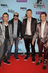 Howie and the Backstreet Boys