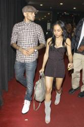 Chris Brown and Karreuche Tran